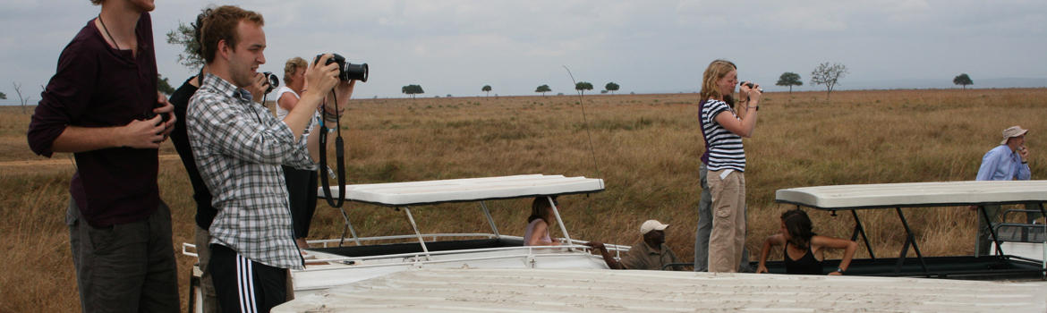 Volunteer Safari im Ruaha Nationalpark in Tansania