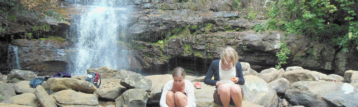Die Wasserfall Tour in den Uluguru Mountains