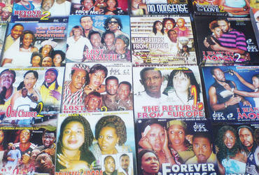 Nollywood Film-CDs