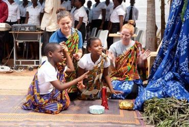Volunteer in Ghana - Kinder mit Autismus