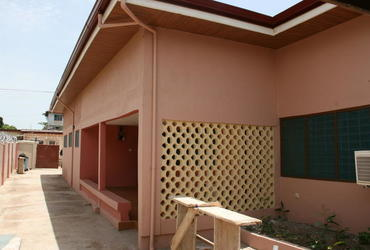 Student House in Accra