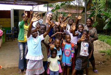 Children Center in Ghana