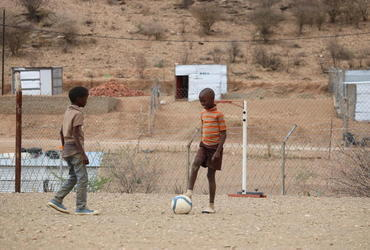 Children Center Projekt in Namibia
